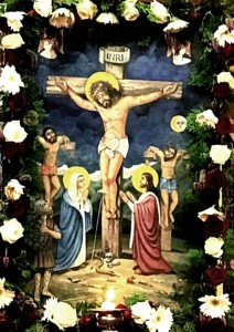 passion week crucifixion